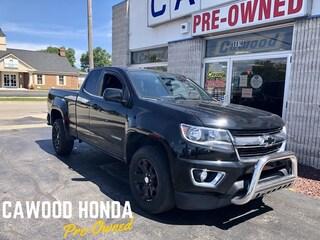 Used 2018 Chevrolet Colorado LT Truck PL575 in Port Huron, MI