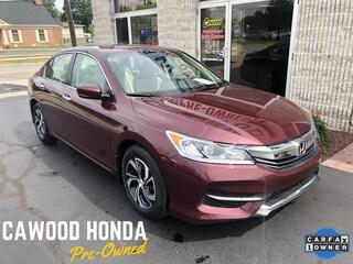 Used 2017 Honda Accord LX Sedan HK178A in Port Huron, MI