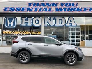 New 2020 Honda CR-V EX-L AWD SUV 2HKRW2H89LH698899 in Port Huron, MI