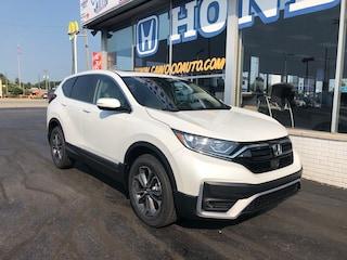 New 2020 Honda CR-V EX AWD SUV 2HKRW2H53LH673664 in Port Huron, MI