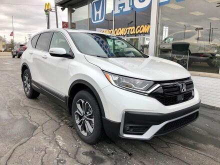 Featured New 2021 Honda CR-V EX-L AWD SUV for sale in Port Huron, MI