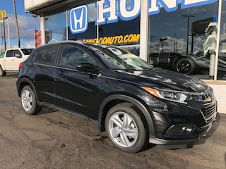 New 2020 Honda HR-V EX AWD SUV 3CZRU6H54LM708374 in Port Huron, MI
