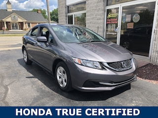 Used 2015 Honda Civic LX Sedan PL140A in Port Huron, MI