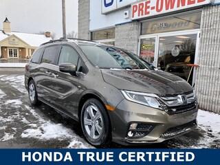 Used 2018 Honda Odyssey EX-L Minivan/Van PK849 in Port Huron, MI