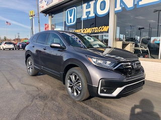 New 2020 Honda CR-V EX AWD SUV 2HKRW2H54LH697830 in Port Huron, MI