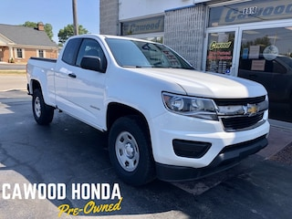 Used 2017 Chevrolet Colorado Work Truck Truck PL383 in Port Huron, MI
