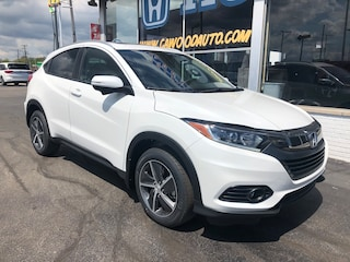 New 2021 Honda HR-V EX AWD SUV 3CZRU6H55MM734659 in Port Huron, MI