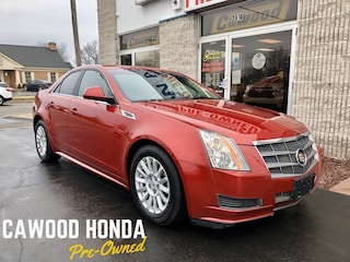 Used 2010 CADILLAC CTS Base Sedan under $12,000 for Sale in Port Huron, MI