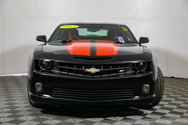 Used 2012 Chevrolet Camaro For Sale in Cheektowaga, NY | P3397