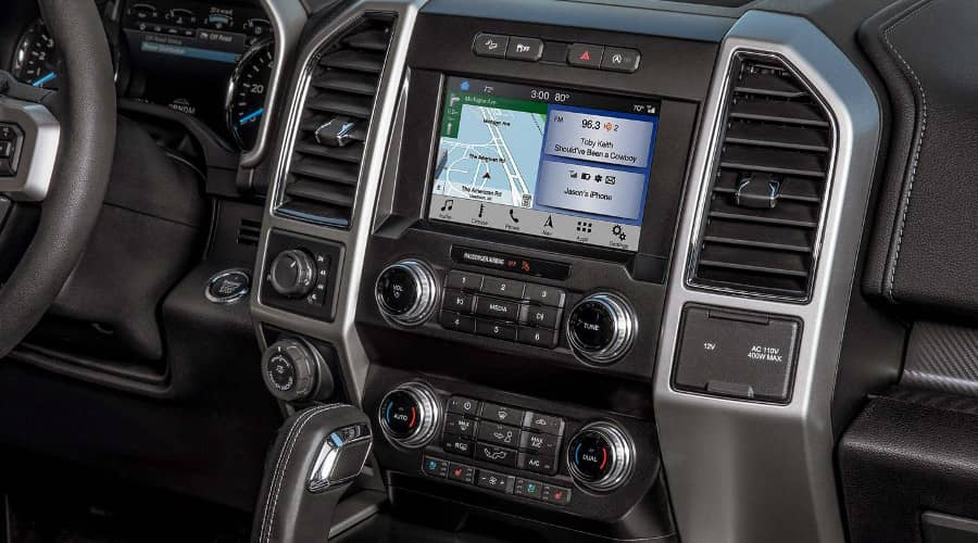 Sync 3 in 2019 Ford F-150