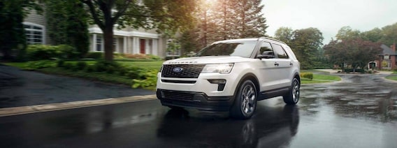 Ford Explorer Towing Capacity >> 2019 Ford Explorer Towing Capacity Ford Towing Basil Ford