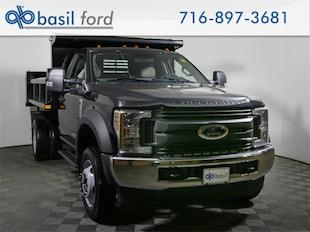 2019 Ford F-550SD XL Truck