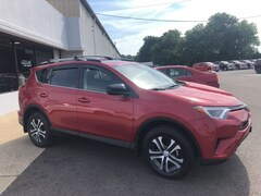 used 2017 Toyota RAV4 LE SUV for sale in Marietta OH
