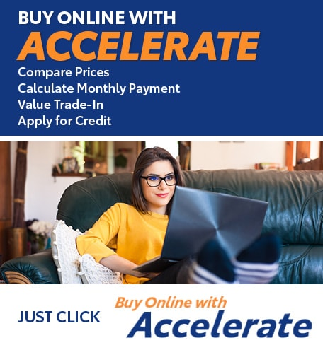 Buy Online with Accelerate