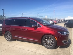 New 2019 Chrysler Pacifica Limited Van Passenger Van for sale or lease in Marietta, OH