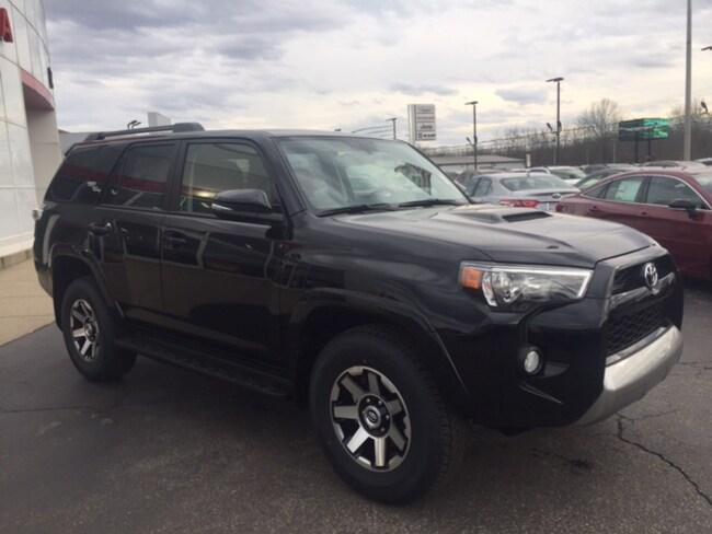 New 2019 Toyota 4Runner TRD Off Road Premium SUV in Marietta, OH