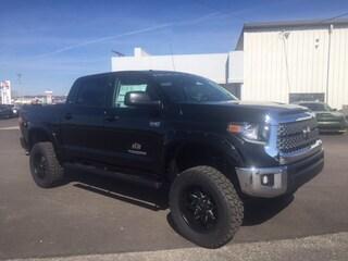 2019 Toyota Tundra 4X4 Rocky Ridge BAT SR5 5.7L V8 w/FFV Truck CrewMax