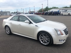 used 2012 CADILLAC CTS Performance Sedan for sale in Marietta OH
