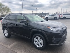 new 2020 Toyota RAV4 XLE SUV for sale in Marietta OH