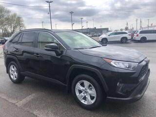 New 2020 Toyota RAV4 XLE SUV in Marietta, OH