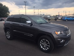 Used 2016 Jeep Grand Cherokee Limited SUV for sale in Marietta, OH
