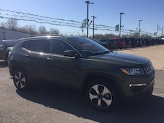 New 2018 Jeep Compass Latitude 4x4 SUV for sale or lease in Marietta, OH