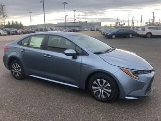 New 2021 Toyota Corolla Hybrid LE Sedan in Marietta, OH