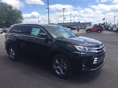 new 2019 Toyota Highlander Limited Platinum V6 SUV for sale in Marietta OH