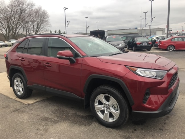 New 2020 Toyota RAV4 XLE SUV For Sale in Marietta, OH