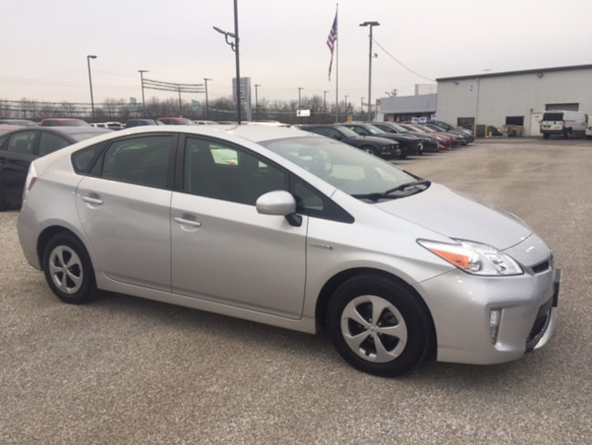 used 2014 Toyota Prius TWO Hatchback Marietta, OH