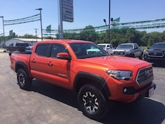 used 2017 Toyota Tacoma TRD OFF Road Truck Double Cab for sale in Marietta OH