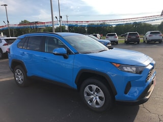 New 2019 Toyota RAV4 LE SUV in Marietta, OH