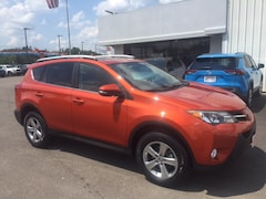 used 2015 Toyota RAV4 XLE SUV for sale in Marietta OH