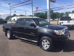 used 2010 Toyota Tacoma DBL CAB 4WD LB Truck Double Cab for sale in Marietta OH