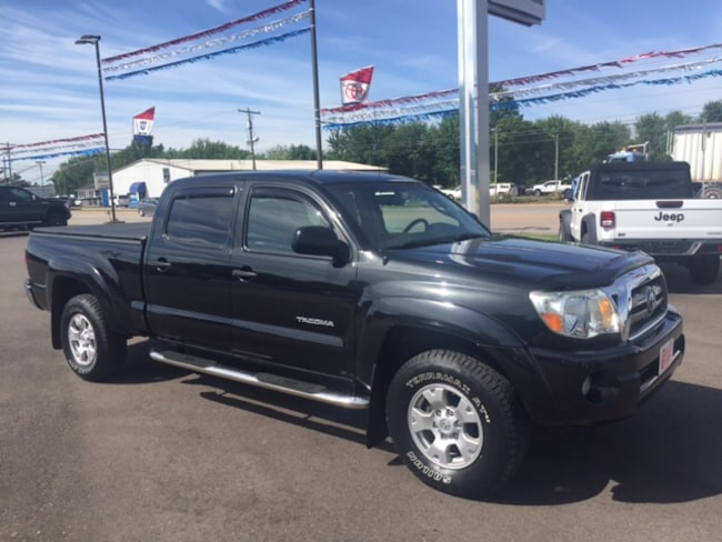 2010 Toyota Tacoma DBL CAB 4WD LB Truck Double Cab
