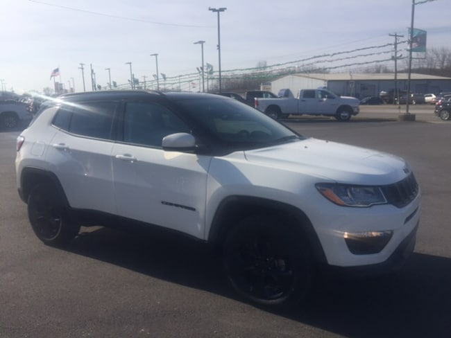 New 2019 Jeep Compass Latitude 4x4 SUV for sale or lease in Marietta, OH