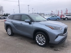 new 2021 Toyota Highlander Limited SUV for sale in Marietta OH