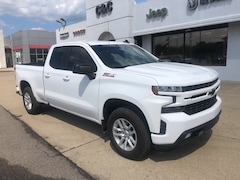 used 2019 Chevrolet Silverado 1500 Truck Double Cab for sale in Marietta OH