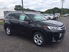 new 2019 Toyota Highlander Limited V6 SUV for sale in Marietta OH