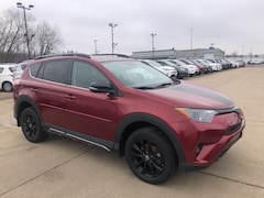 used 2018 Toyota RAV4 SUV for sale in Marietta OH