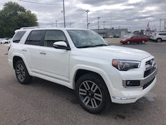 new 2021 Toyota 4Runner Limited SUV for sale in Marietta OH