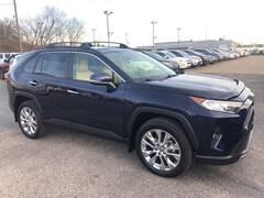 used 2019 Toyota RAV4 SUV for sale in Marietta OH