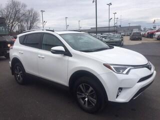 Used 2016 Toyota RAV4 XLE SUV in Marietta, OH