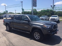 used 2016 Toyota Tacoma SR5 Truck Double Cab for sale in Marietta OH