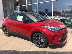 new 2020 Toyota C-HR XLE SUV for sale in Marietta OH