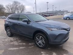 new 2021 Toyota Venza LE SUV for sale in Marietta OH