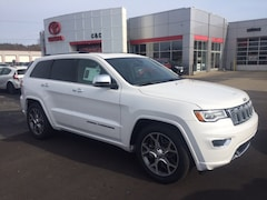 New 2019 Jeep Grand Cherokee Overland SUV for sale or lease in Marietta, OH
