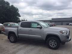 new 2018 Toyota Tacoma 4X2 SR5 V6 Truck Double Cab for sale in Marietta OH