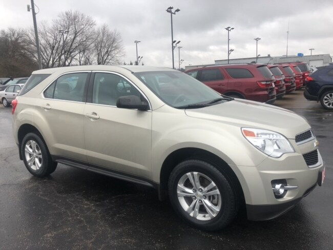 Used 2015 Chevrolet Equinox LS SUV For Sale in Marietta, OH