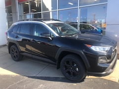 new 2020 Toyota RAV4 TRD Off Road SUV for sale in Marietta OH